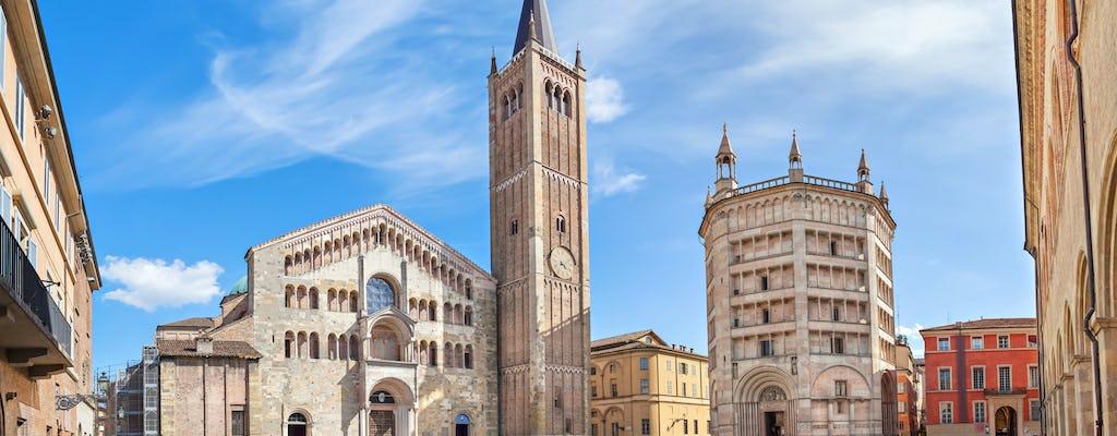 Tour privato a piedi di Parma