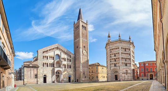 Parma private walking tour