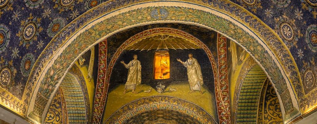 Recorrido privado a pie por Ravenna