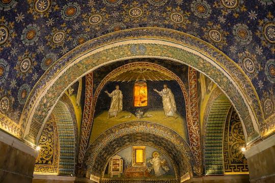 Tour privato a piedi di Ravenna