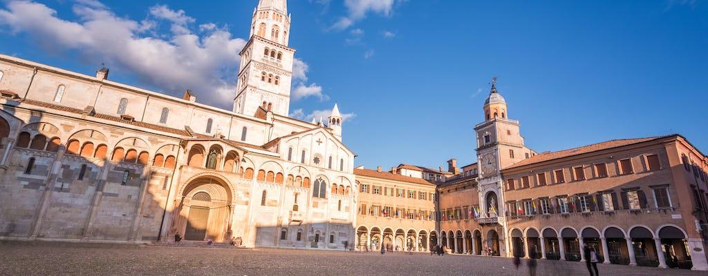 Tour privato a piedi di Modena