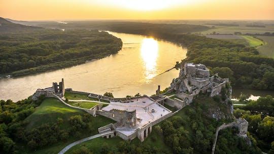 Devin-kasteeltour vanuit Bratislava