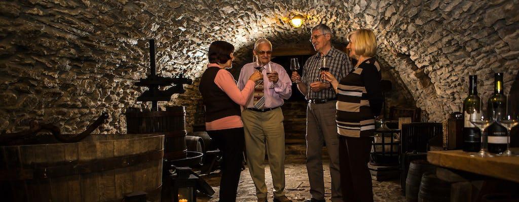 Visite des vins des Petites Carpates au départ de Bratislava