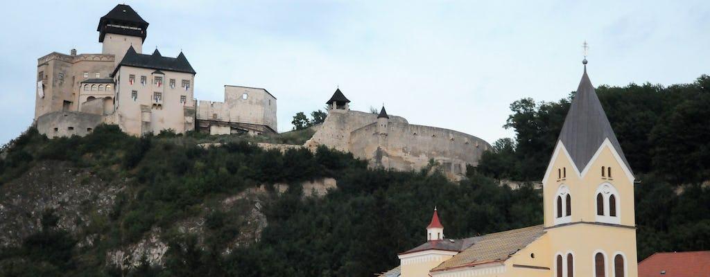 Schloss Trencin und Bojnice Tour von Bratislava