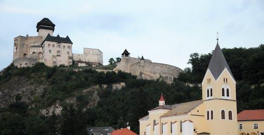 Zwiedzanie zamku Trencin i Bojnice z Bratysławy