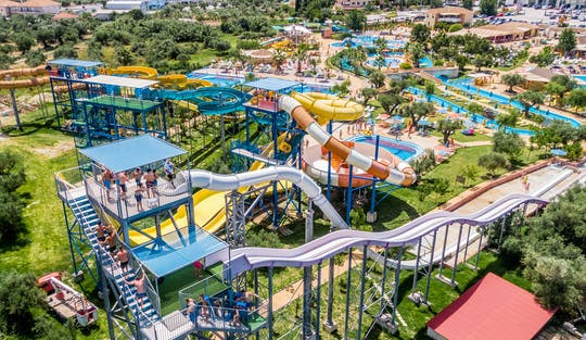 Wet 'n' Wild Water Village (Ticket only)