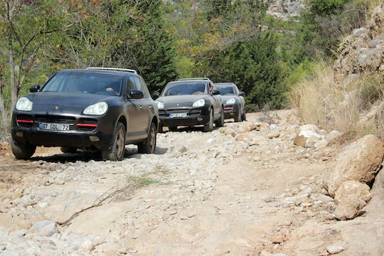 Cross Country Cayenne Tour