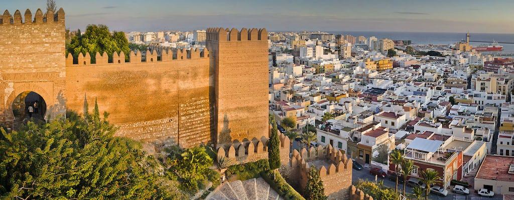 Visita guiada à Alcazaba de Almeria