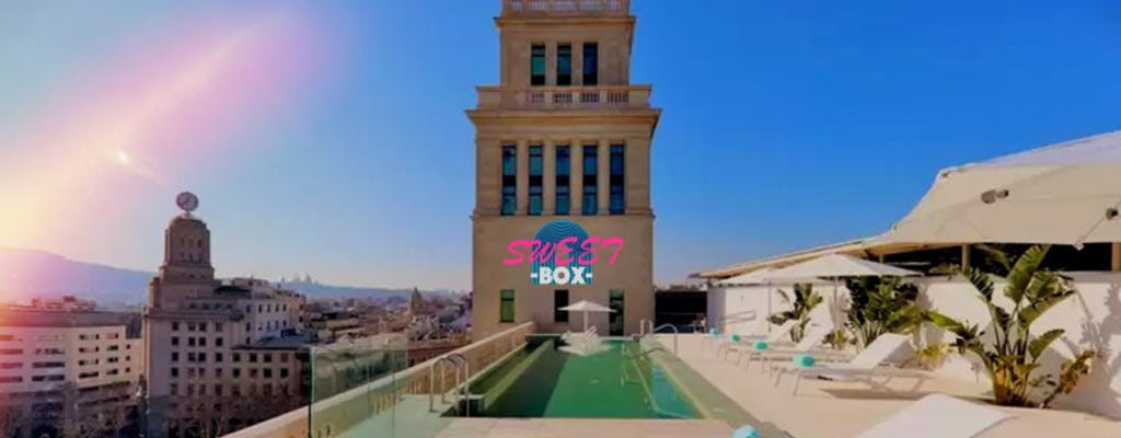 Sweet Box - Festa sul tetto