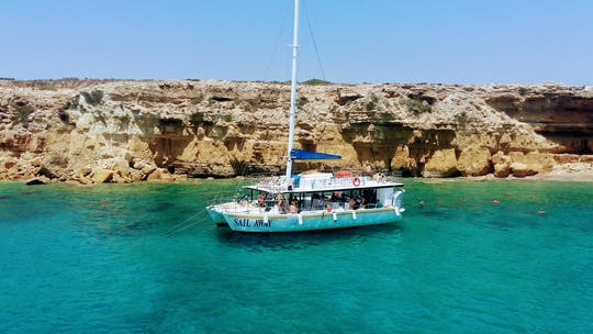 Catamaran Cruises from Limassol