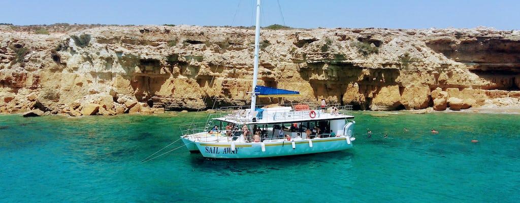 Croisière en catamaran au départ de Limassol