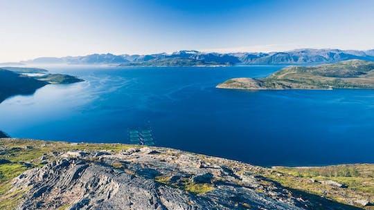 Desfrute de um cruzeiro de aventura no Alta Fjord