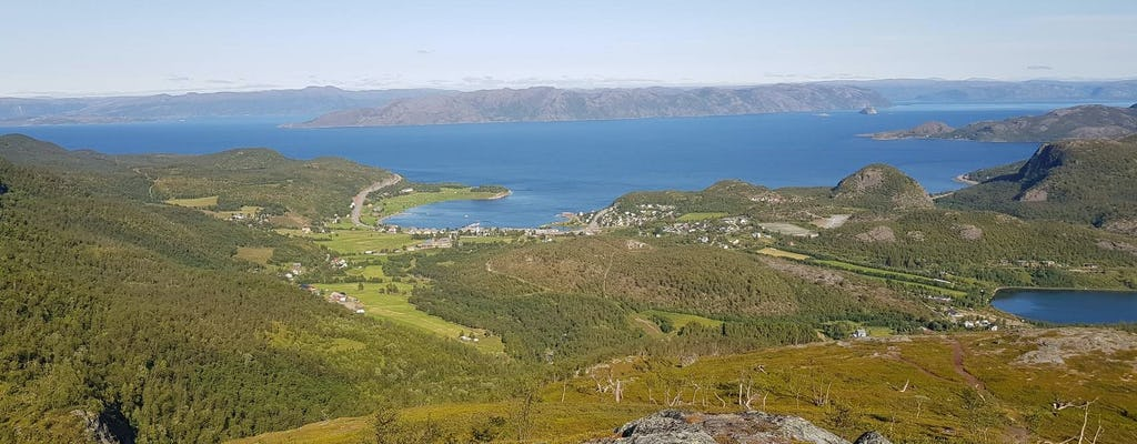 Join a fishing adventure on the Alta Fjord