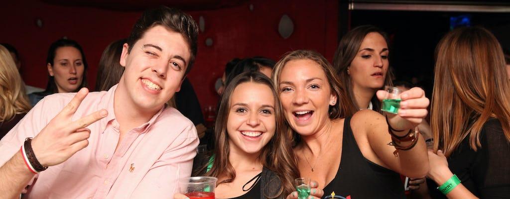 Skip the line pub crawl with VIP treatment in Prague