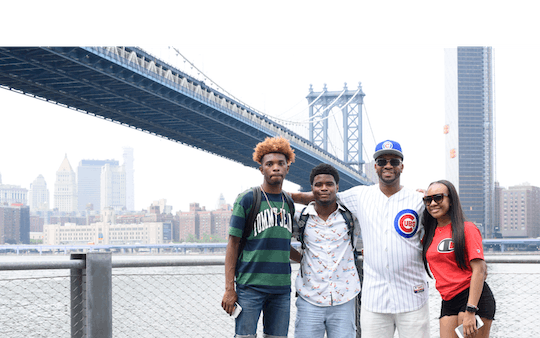 Brooklyn Bridge 2-hour walking tour