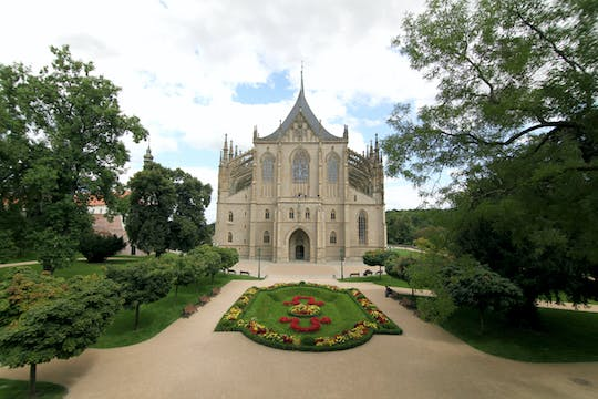 Kutna Hora Bone Chapel tour from Prague