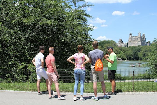 New York's Central Park 2-hour walking tour