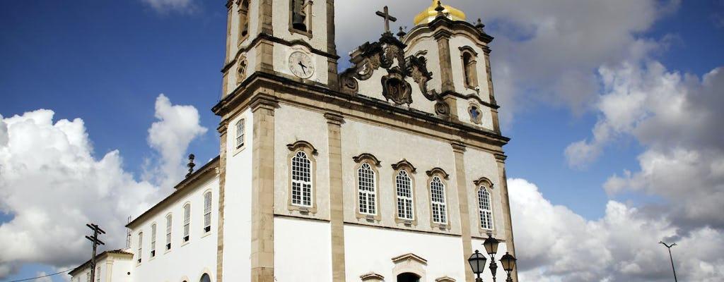 City tour em Salvador e passeio panorâmico pela Costa do Sauípe e Praia do Forte