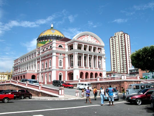 Manaus guided tour