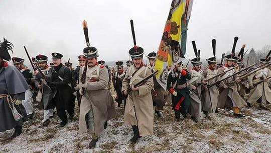 1812 Tour a Berezina, Brylevsky Field y Studenka desde Minsk