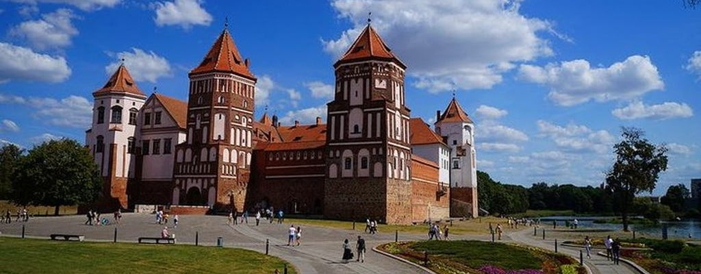 Private tour to Brest Fortress,  Mir Castle and Nesvizh Palace from Minsk