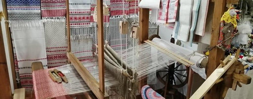 Private Tour zum Dudutki Museum für altes Handwerk von Minsk