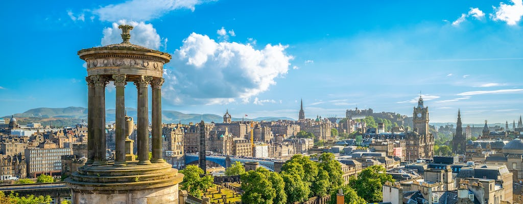 Edinburgh: unlimited self-guided tour