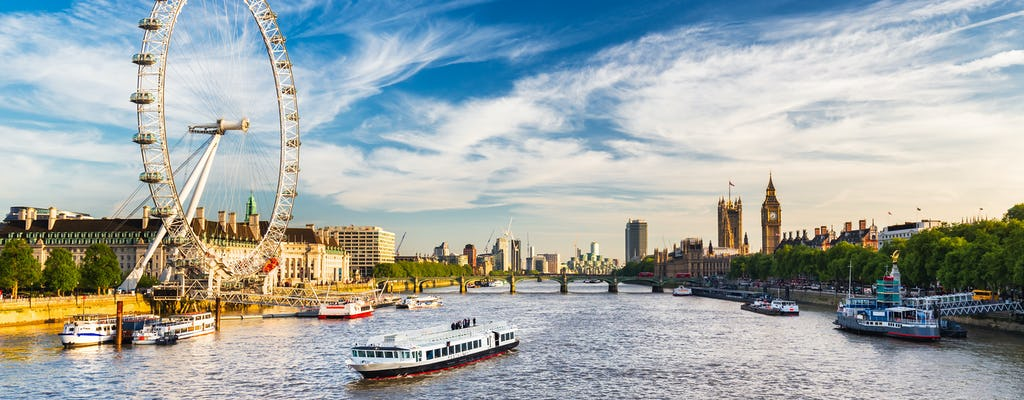 London unlimited self-guided tours