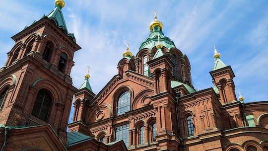 Explore Helsinki from a Cruise Ship