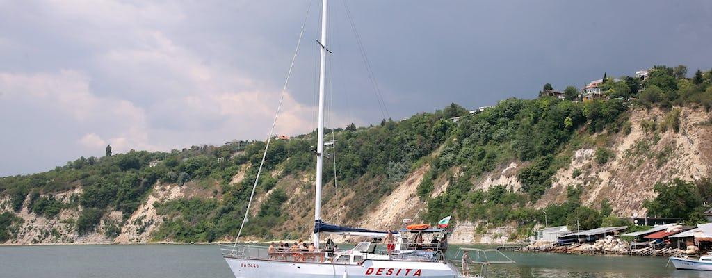 Bootsfahrt auf dem Schwarzen Meer - Alina