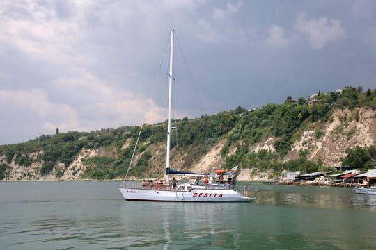 Cruise op de Zwarte Zee