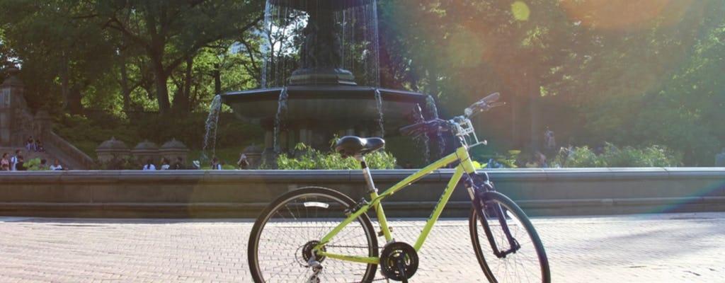 Аренда в центре Нью-Йорка парк велосипед