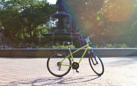 Noleggio bici a Central Park a New York