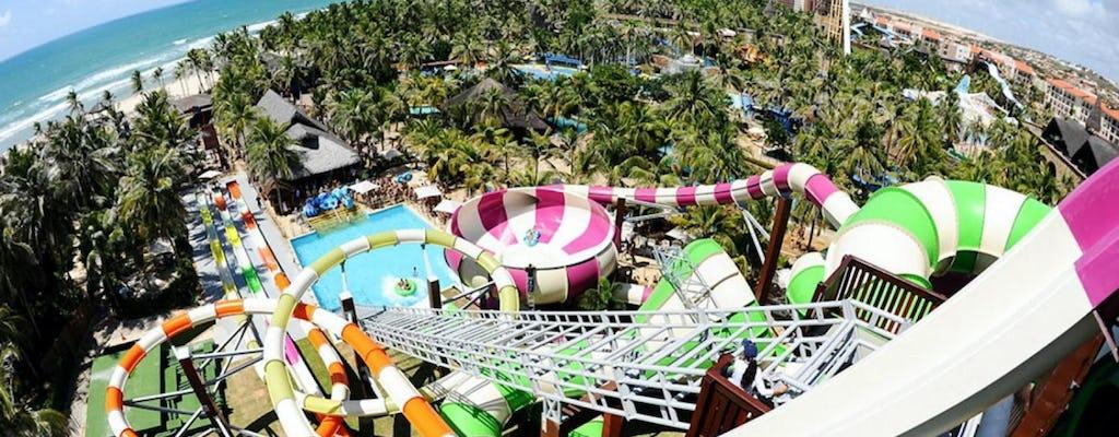 Beach Park-rondleiding vanuit Fortaleza