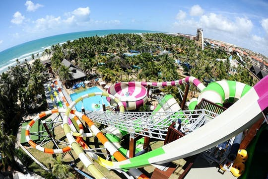Visita guiada al parque de la playa desde Fortaleza