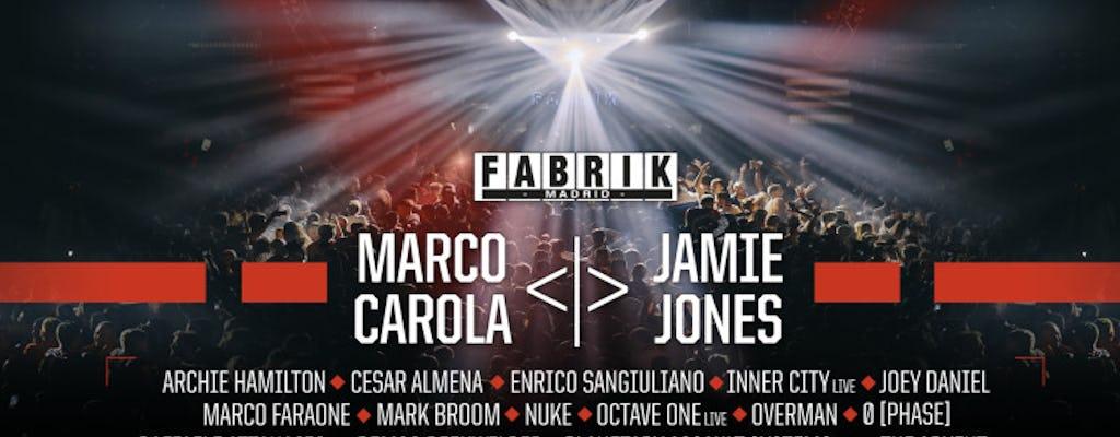 Code 141 - Marco Carola & Jamie Jones