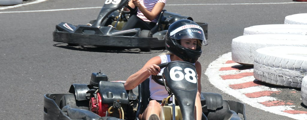 Lanzarote Karting – Karts Junior 12-16 ans