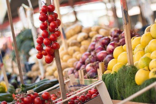 Palermo Market Street Food Erlebnis und Monreale Tour