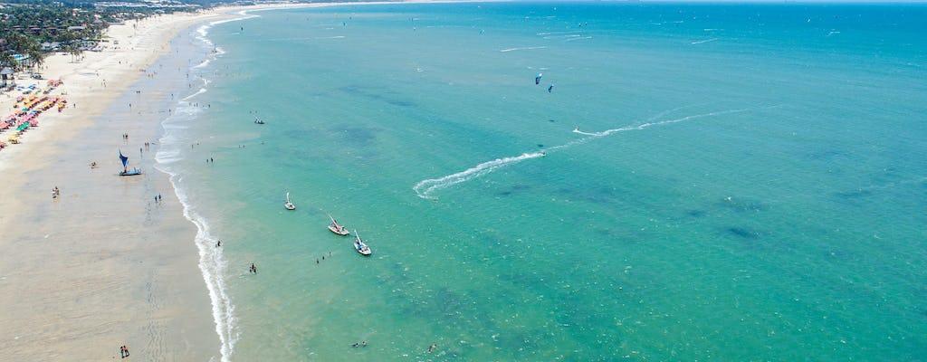 City tour em Fortaleza com praia de Cumbuco