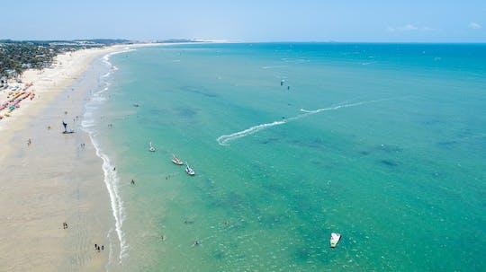Wycieczka po mieście Fortaleza z plażą Cumbuco