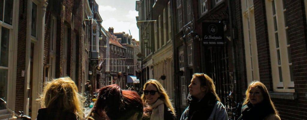 Введите Гааге 2-часовая пешеходная экскурсия