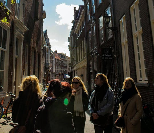 Enter The Hague 2-hour walking tour