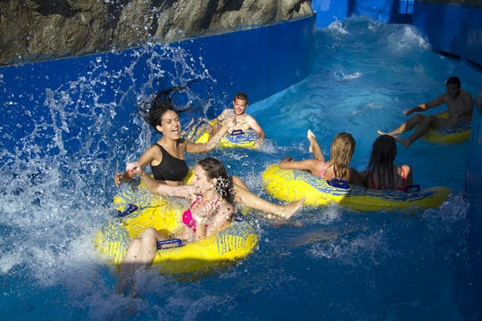 Park wodny Aqua Paradise w Nesebyrze