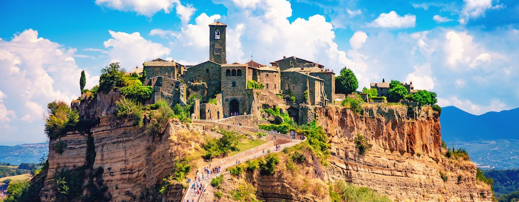 Civita di Bagnoregio private walking tour