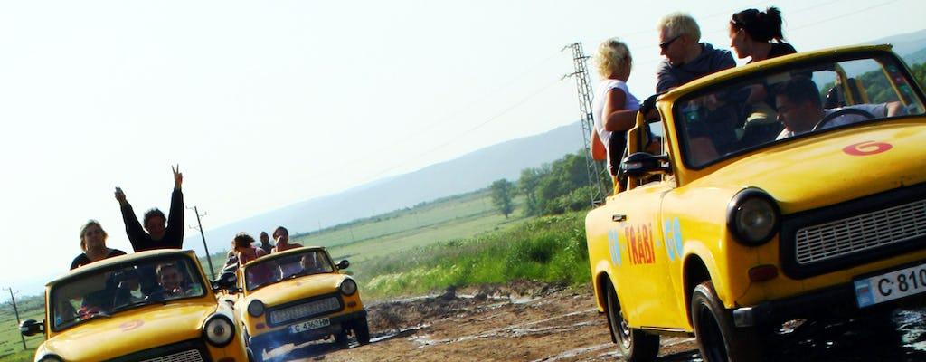 Wycieczka Trabantem po Bułgarii