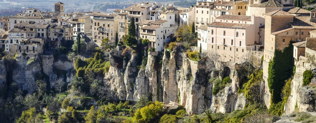 Tour of Cuenca and the Enchanted City from Madrid