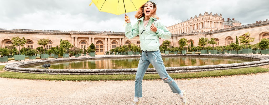 Versailles full day with audioguide and transfer