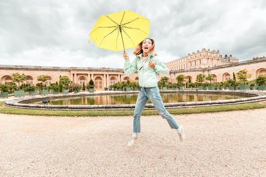 Una giornata intera a Versailles con audioguida e trasporto