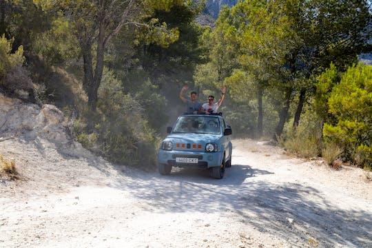 Geländewagensafari ab Rethymno