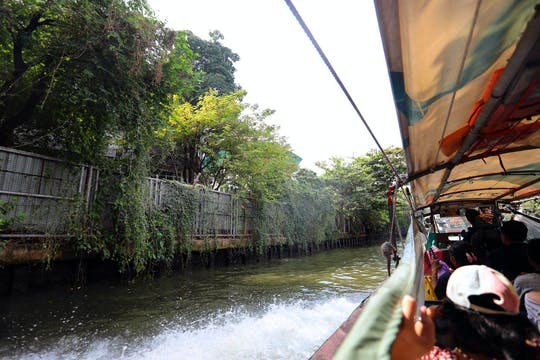 Bangkok 360 Grad-Tour